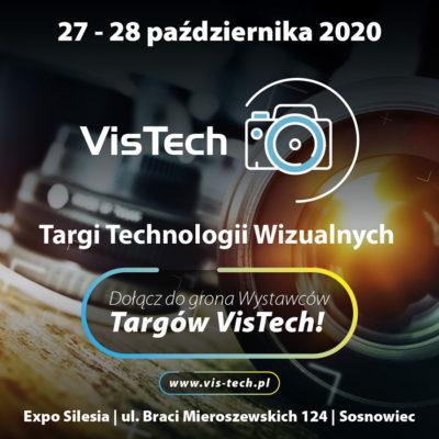 Targi Technologii Wizualnych VisTech 2020