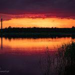 Wieczorne zdjęcia zChodzieży