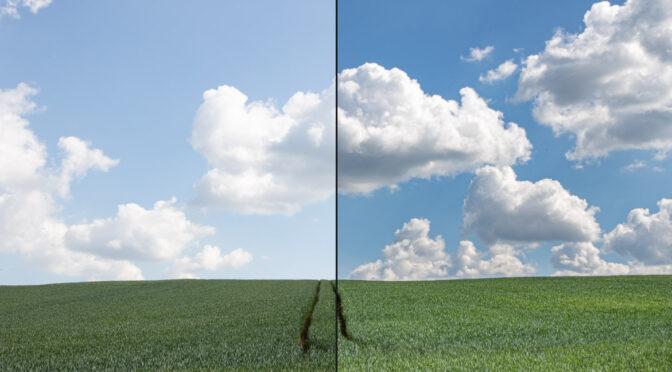 Prześwietlone chmury? – zobacz jak sobie z tym radzić