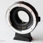 Viltrox EF-M2 II - adapter bagnetowy Canon EF do MFT
