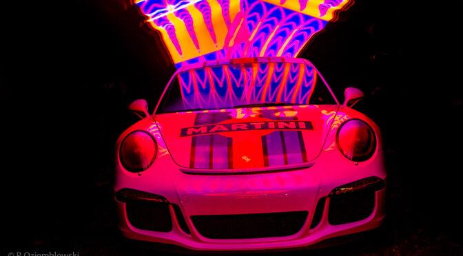 Jak zrobić listwę LED RGB do malowania światłem
