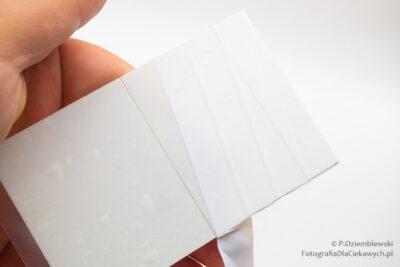 Budowa wzornika dobalansu bieli