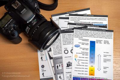 Ściągi fotograficzne dowydrukowania - pdf