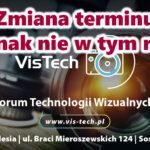 Forum Technologii Wizualnych VisTech 2020