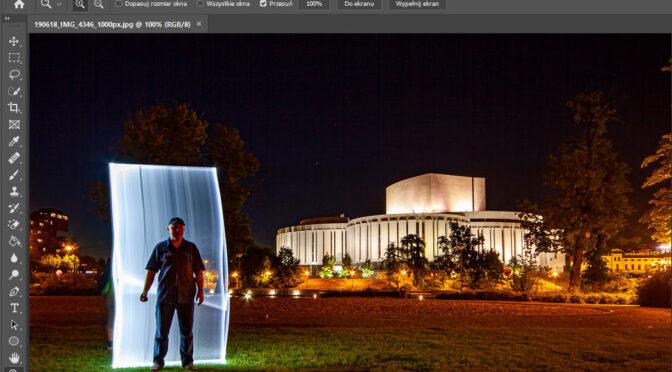 Photoshop akcje (operacje) – nagrywanie i automatyzacja działań