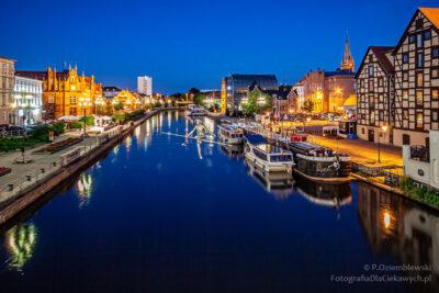 Bydgoszcz - nocne zdjęcia