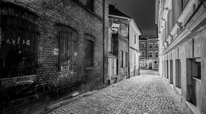 Bydgoszcz – nocne zdjęcia